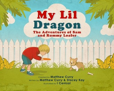 My lil Dragon: The adventures of Sam and Rummy Loafer